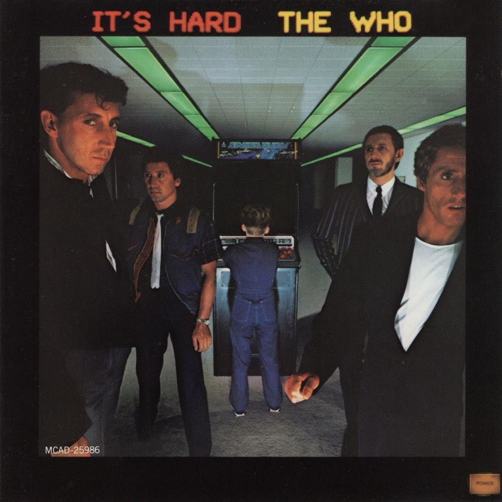 It's Hard Album Cover